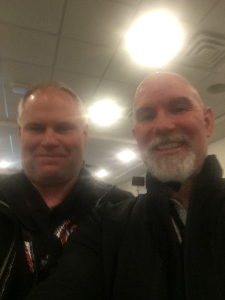 Slave Lake Fire Chief (ret.) Jamie Coutts at Ottawa Wildfire Conf 2019