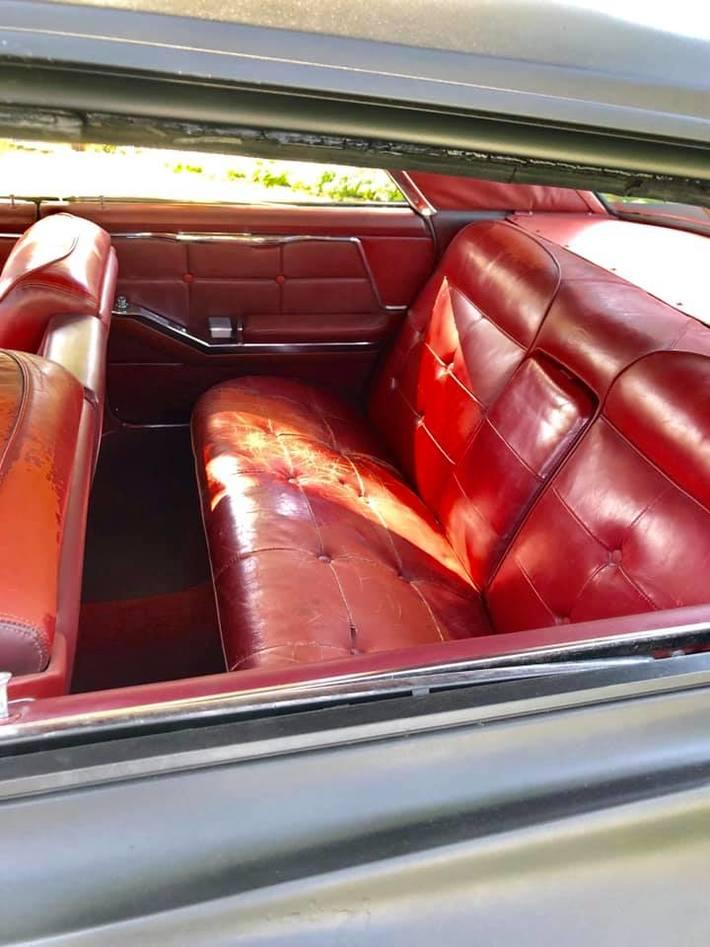 1963 Caddy Sedan 6