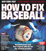 How to Fix Baseball