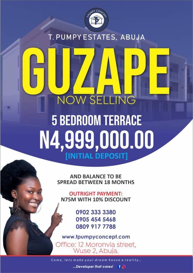 Abuja land sales: KS1 Malaika echoes T Pumpy Estates 2020 promo in new video