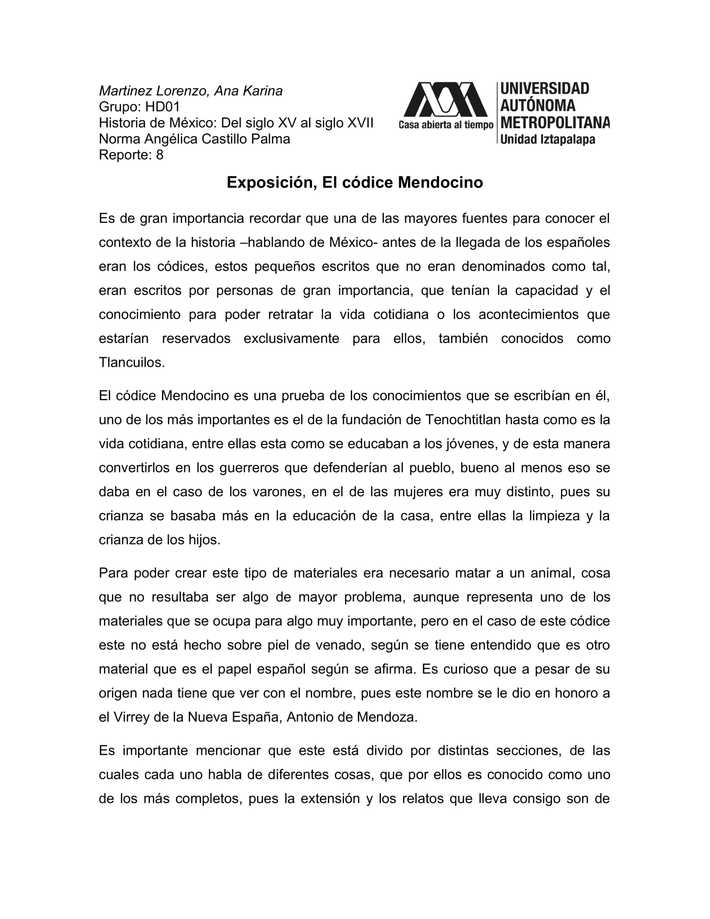 Códice Mendocino-1