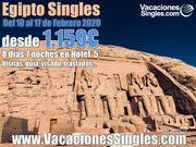 Egipto Singles Febrero 2020