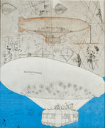From the Collection   Panamarenko (works on paper)