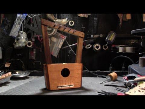 Cigar Box Lyre