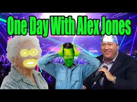 4chan Stories: One Day With Alex Jones