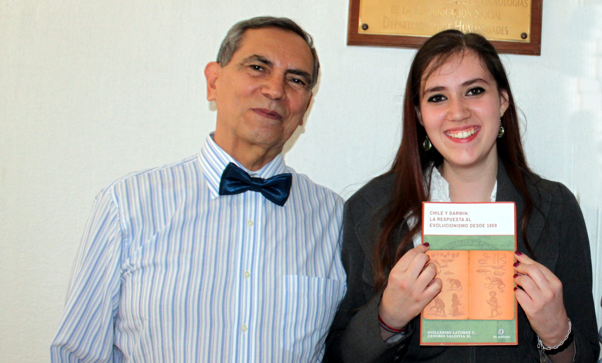 Darwiny su obra: Otra vez analizado desde Chile