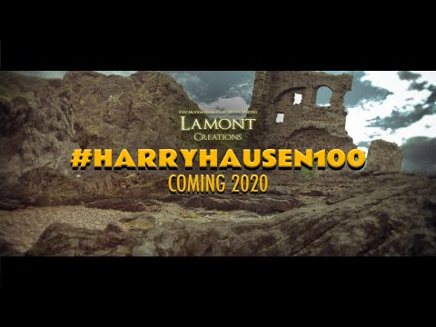 Harryhausen100 Tribute Short Film (Teaser Trailer)