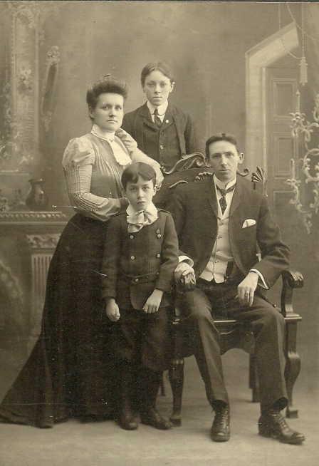 Chegwidden Family