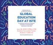 Global Education at #ISTE2020