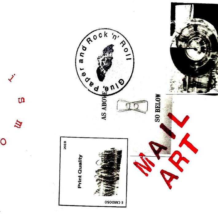 MailArt Book - Volume 23 - Eduardo Cardoso