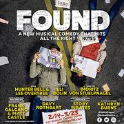 """""""Found"""" from IAMA Theatre Company"""
