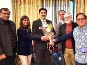 Sandeep Marwah Will Support Social Organization Xena