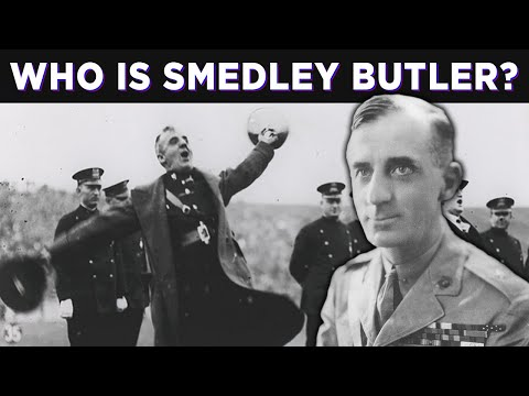 Who Is Smedley Butler? - Questions For Corbett