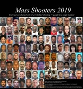Mass Shooters 2019