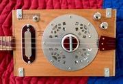 Paduk inlay resonator #1