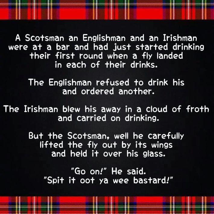 Scotsman culture