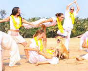 Sea Side Teacher Training In Shishya Yoga School