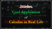 Cool Application of Calculus in Real Life