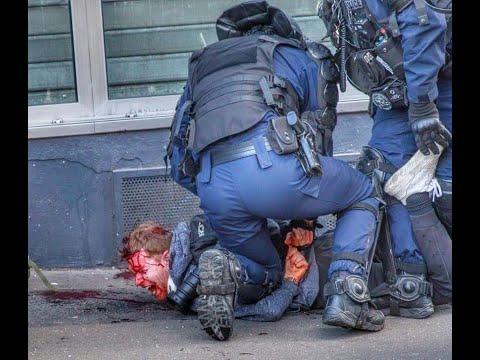 France: State-sanctioned brutal crackdown on anti-Macron pension reform protests