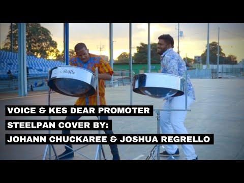 Voice & Kes - Dear Promoter Steelpan Cover by Johann Chuckaree and Joshua Regrello