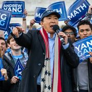 "Meet Andrew - Yang2020 - Andrew Yang for President - MATH (consideration) ""A New Way Forward/Humanity 1st"""