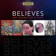 """นิทรรศการ """" Believes ART EXHIBITION"""""""
