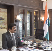 Chief Scout For India Sandeep Marwah Spoke on Republic Day 2020