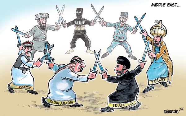 circle of war