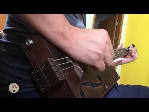 You Gotta Move - The Little Jam Session Cigar Box Guitar