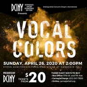 Vocal Colors