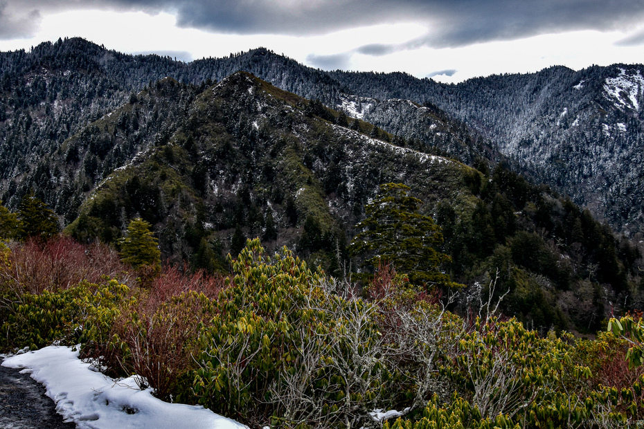 Alum Cave Trail, 1-30-2020