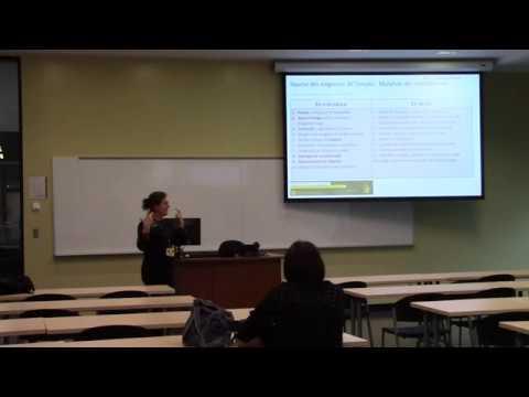 Symposium 10 Marie Alexandre Le processus de raisonnement en techniques d'usinage