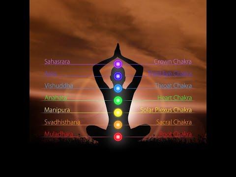 Méditation d'harmonisation des chakras de Laurent Chabloz (version longue - durée 60 minutes)