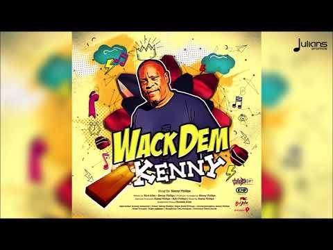 """Kenny Phillips - Wack Dem Kenny """"2020 Calypso"""" (Trinidad)"""