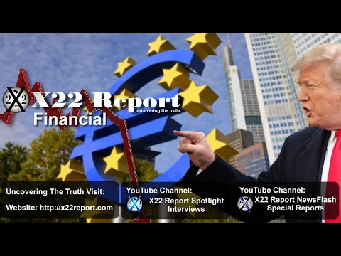US First, Then China, Now Trump Pivots To The EU - Episode 2085a