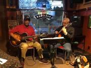 Mark Strickland and Martin E. Rosenberg at Elwood's Pug