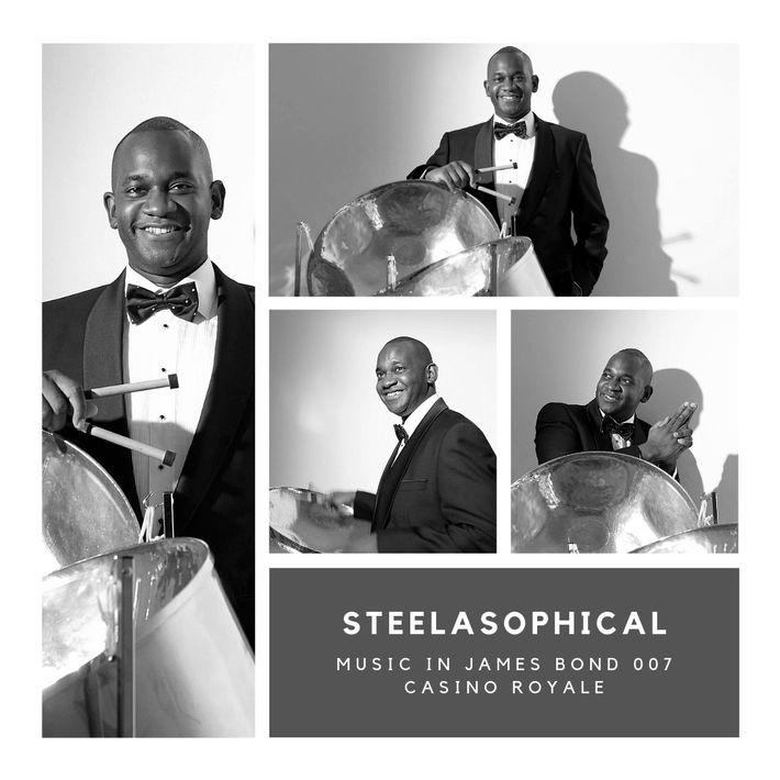 James Bond | Gary Trotman Steelasophical steel band