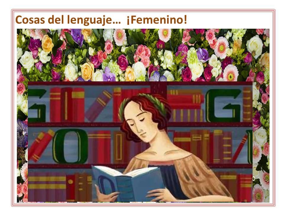 Cosas del lenguaje...    por Mirtea Elizabeth Acuña Cepeda