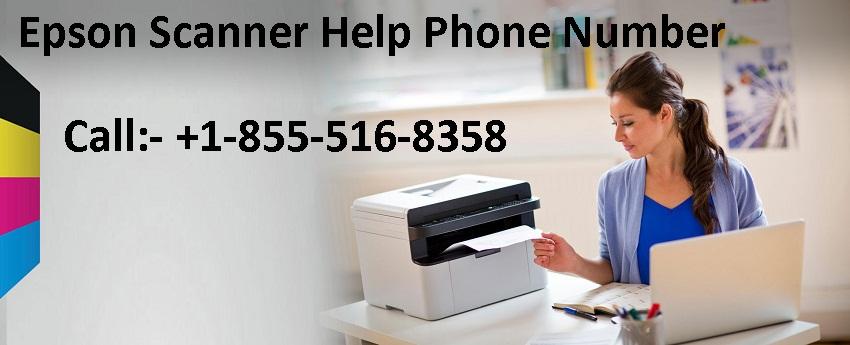 Epson scanner help number +1-855-516-8358