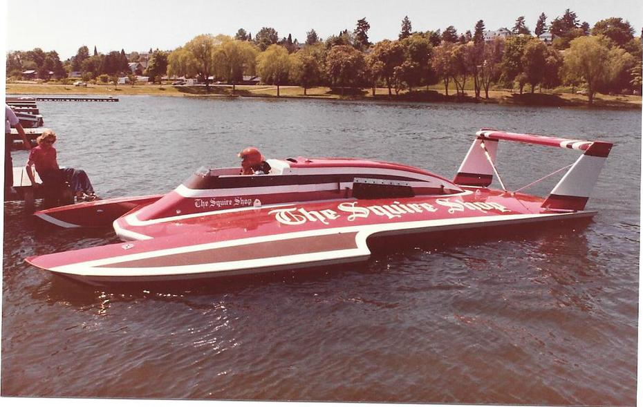 1982 Seattle Test  Squire   4