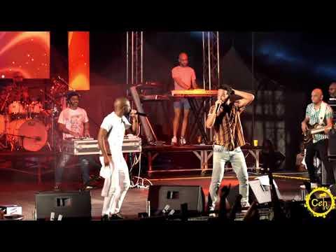 Voice & Kes performing 'Dear Promoter' at Soca Spree 2020