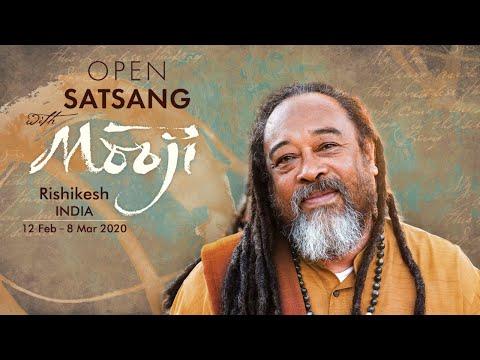 Сатсанг с Муджи — вход свободный