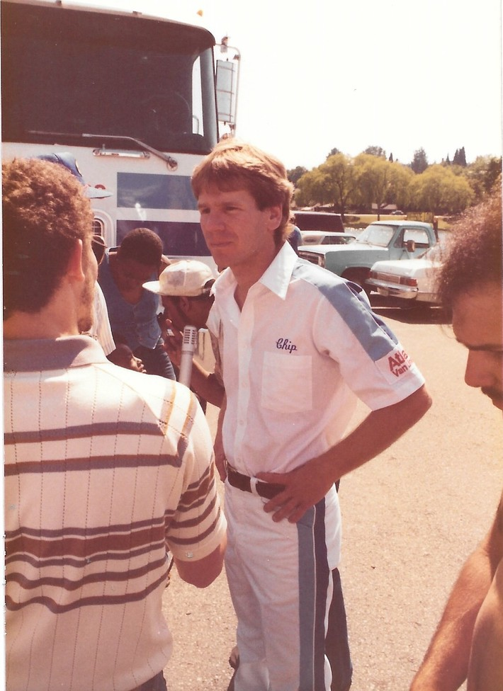 June 1982 Seattle New Atlas 1st appearance-Chip 5
