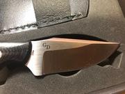 Greg Dash initials on J-Bite blade