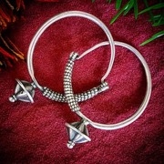 Poppy Bud Sindhi Earrings