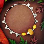 Ethiopian Telsum and Resin Beads