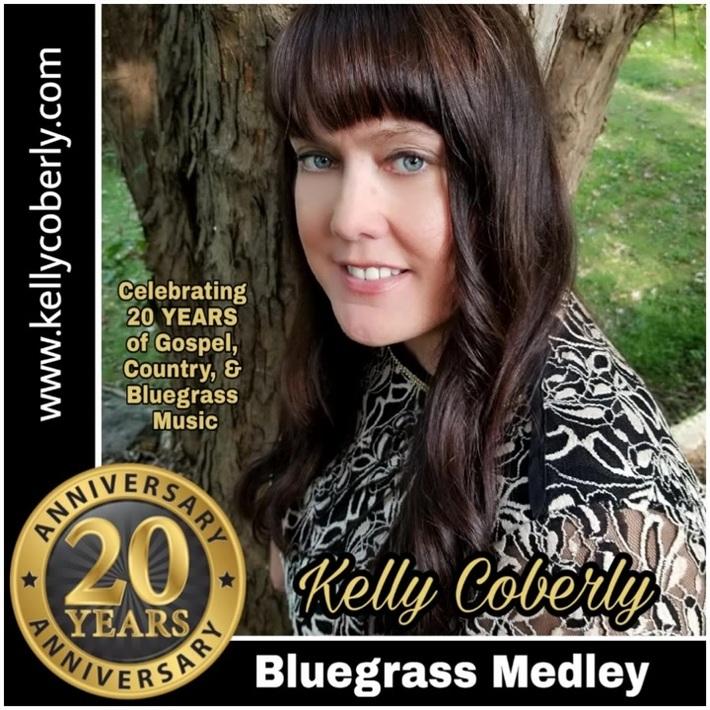 Bluegrass Medley - Kelly Coberly