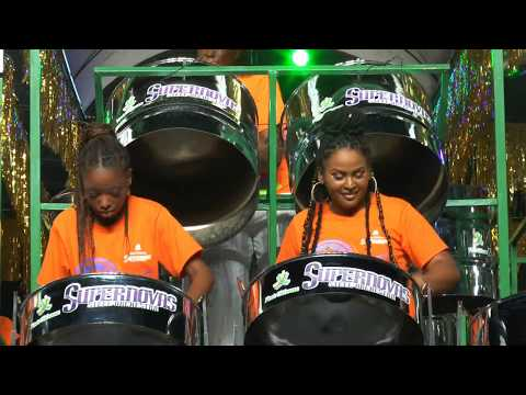 "Supernovas Steel Orchestra / ""Dear Promoter"" / Panorama Semifinal 2020"