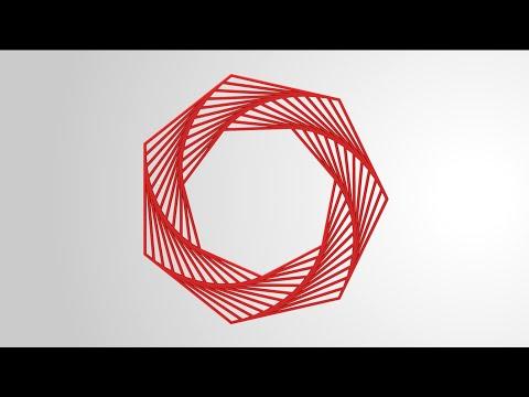 Rotating Fractal