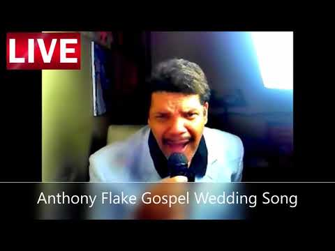 Gospel Live Wedding Cover Anthony Flake
